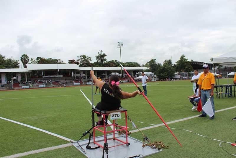 Destacan mujeres mexiquenses en la Paralimpiada Nacional 2019