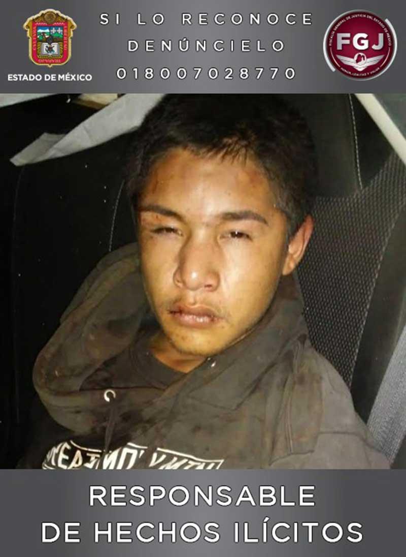 Sentencian a 20 años de cárcel a sujeto que robó un vehículo en Toluca