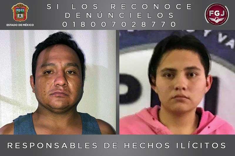 Condenan a 20 años de carcel a dos personas que robaron un taxi en Metepec