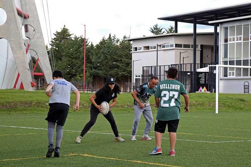 Promueven práctica de Rugby en el EdoMéx