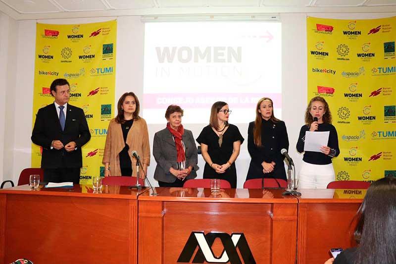 La diputada Ana Lilia Herrera se suma al consejo asesor de Women in Motion México