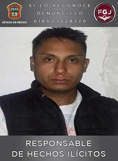 Sentencian a 26 años de cárcel a sujeto que asesinó a su Abuela en Temoaya