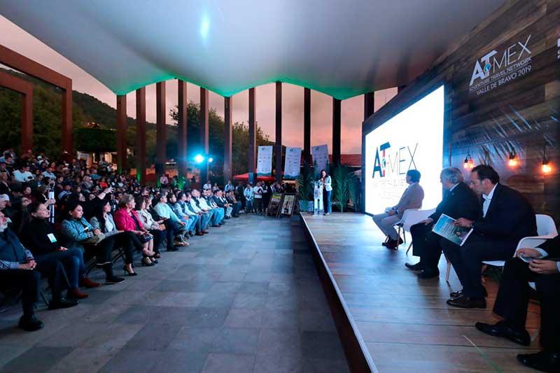 Es inaugurada la 9º edición de Adventure Travel México en Valle de Bravo
