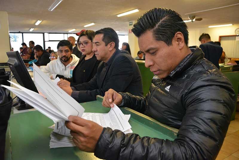Este año se resuelven más de 11 mil 300 juicios en juntas locales de conciliación y arbitraje