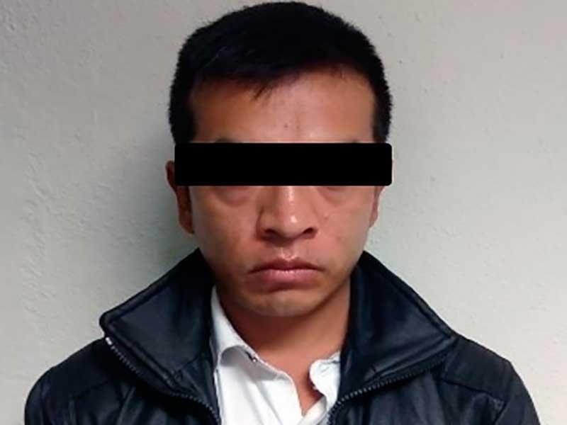 Sujeto de San Mateo Atenco es procesado por el delito de trata de personas