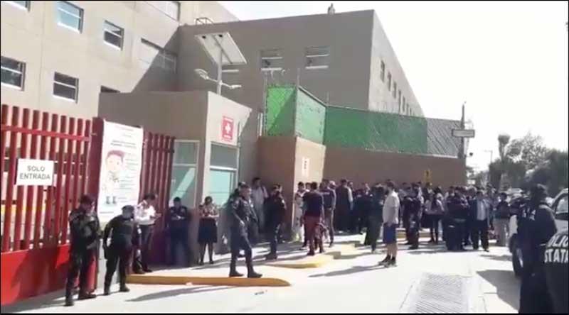 Alcalde de Valle de Chalco continúa en quirófano tras disparo en la cabeza