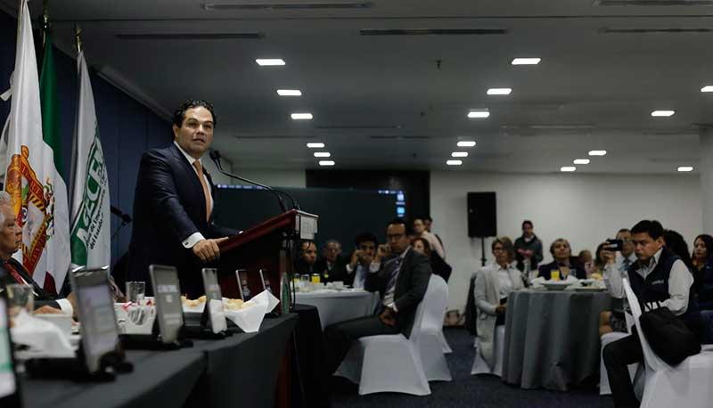 Huixquilucan tiene puertas abiertas para la inversión