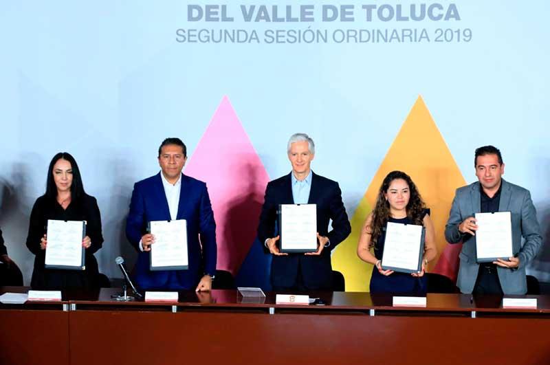 Toluca pone todo su empeño para ser un eficaz constructor de este futuro inmediato: JRSG