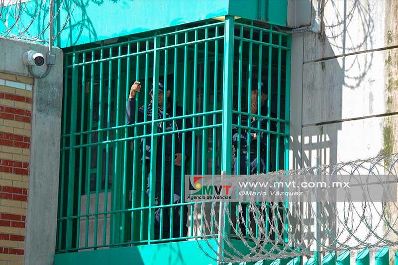 Derechos humanos presenta el 3er. informe especial sobre sistema penitenciario
