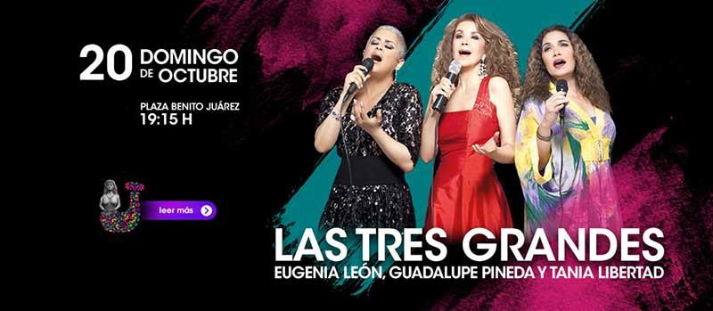 """Quimera 2019 cierra con majestuoso concierto de """"Las tres grandes"""""""