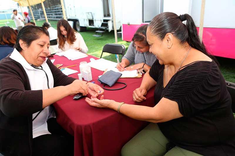 Metepec invita a campaña multi asistencial de salud y servicios