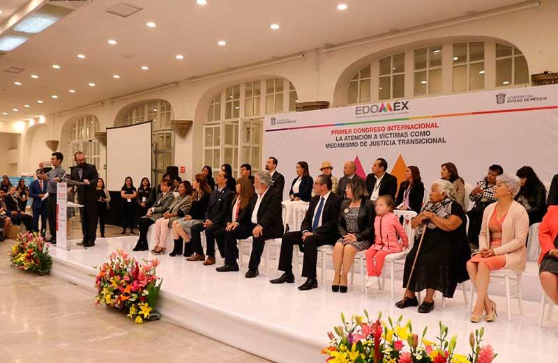 Celebran Congreso Internacional para mejorar la atención integral de víctimas  de violencia