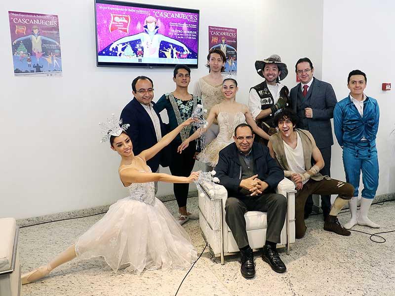 La OFiT anuncia tres fechas de El Cascanueces en el Teatro Morelos