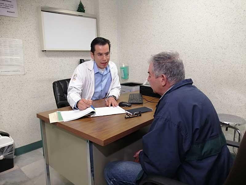Es detección oportuna vital para combatir Cáncer de Próstata