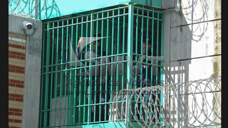 Se registra riña en penal de Tenango Del Valle, muere un interno