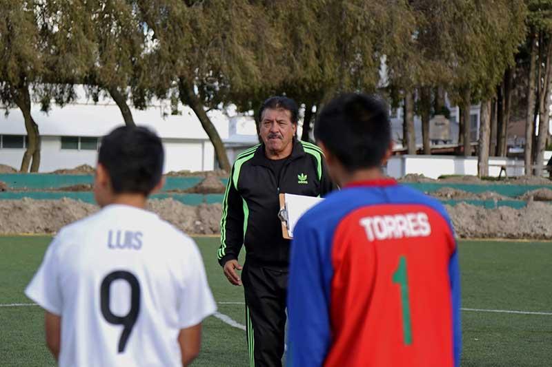 Forman futbolistas desde la etapa de iniciación en EdoMéx