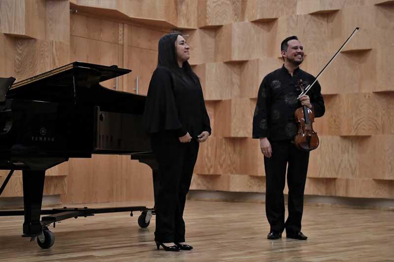 Continúan festejos del Conservatorio de Música del Edomex