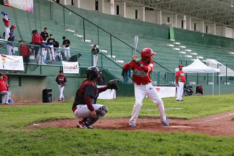 Llega a su final la Copa Deportiva EdoMéx de Beisbol y Softbol