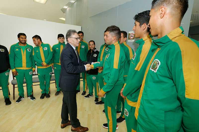 UAEM representará a México en la Copa  Mundial Universitaria de Fútbol Asociación
