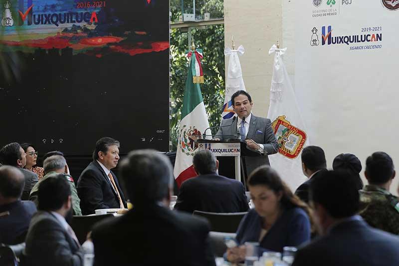 Huixquilucan es un Municipio que va para adelante
