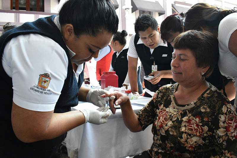 Registra EdoMéx 15 mil nuevos casos de diabetes cada año