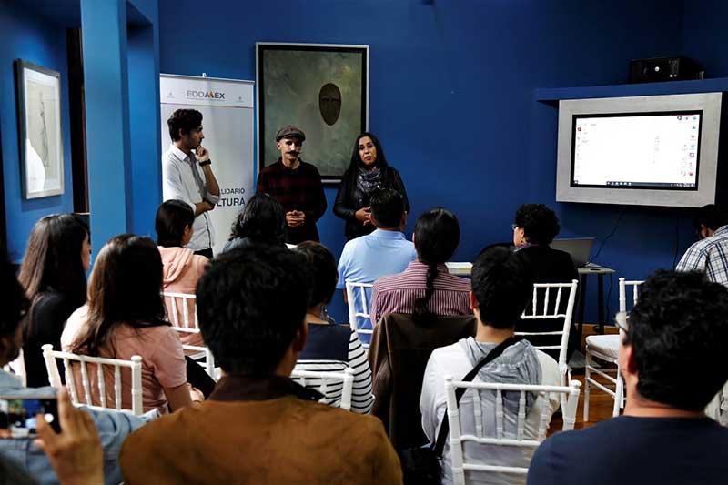 Inicia Secretaría de Cultura taller la Lectura del Cine a través de la Fotografía