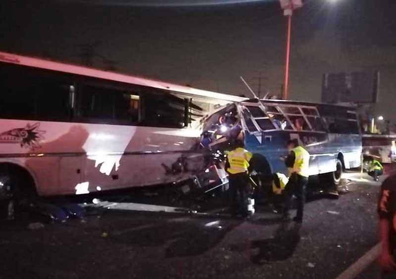 Fiscalía detiene a segundo chofer por accidente donde murieron 13 personas en Ecatepec