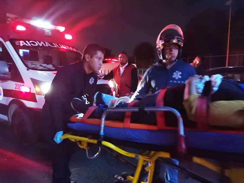 Aumenta a 13 el número de muertos por accidente en la México Pachuca