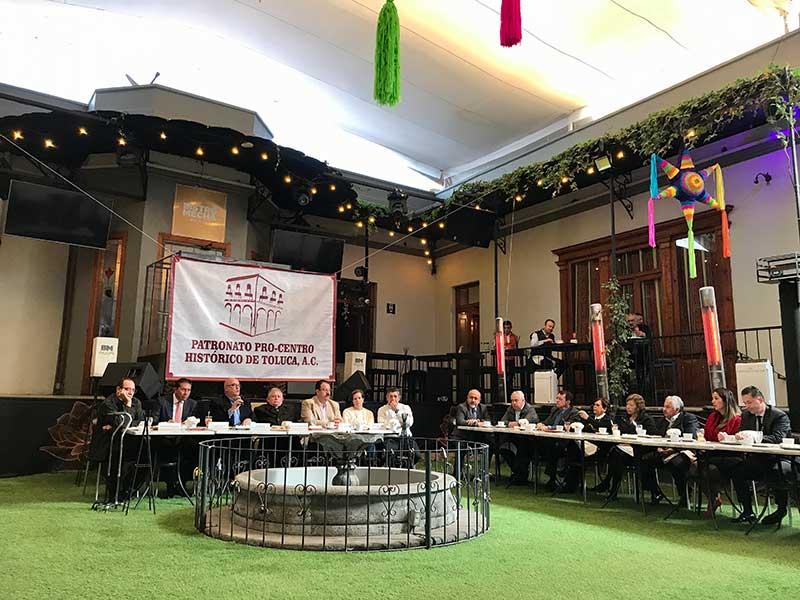 Busca Toluca acelerar la declaratoria para el Centro Histórico