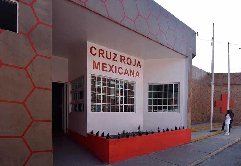 La Cruz Roja de Coacalco suspende labores por falta de recursos