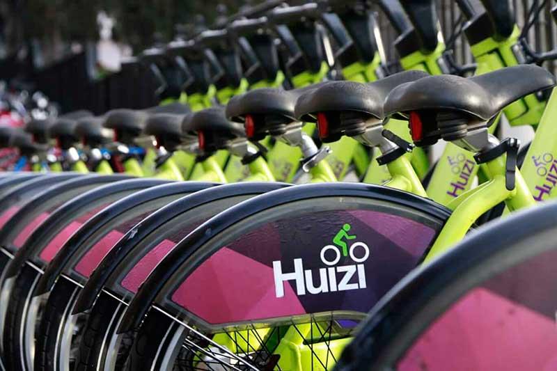 "El Sistema de Bicicleta Pública ""Huizi"" cumple 4 años"
