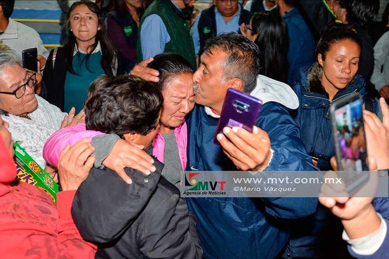 Salen libres activistas del Parque La Pila, denuncian abusos y maltrato