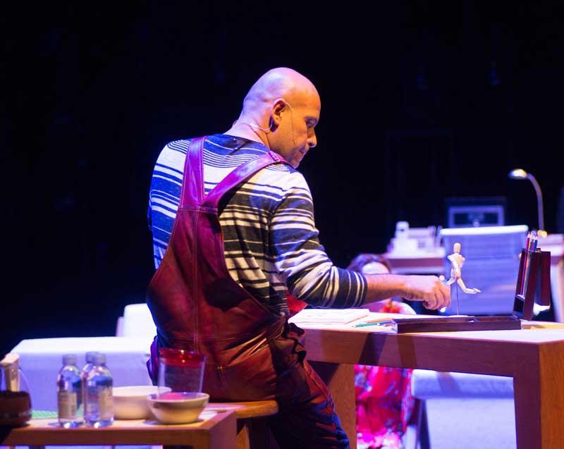 Lucas ¿qué sabemos del amor? se presentará en el Teatro Morelos de Toluca