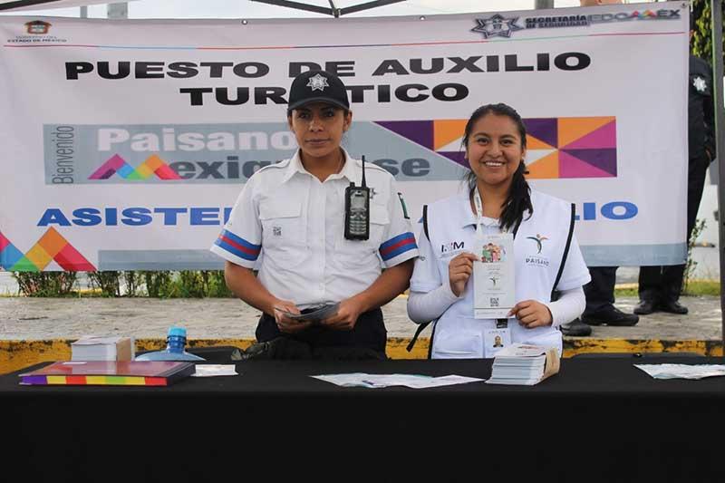 """Inicia operativo """"Paisano"""" en el Edomex"""
