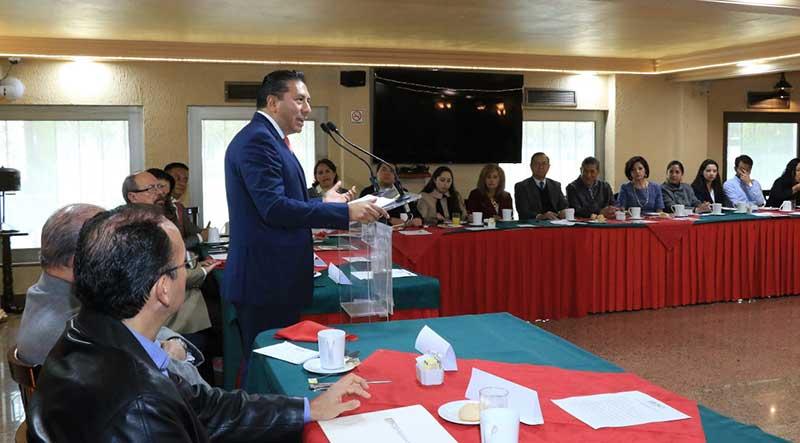 Toluca, con políticas públicas con visión metropolitana
