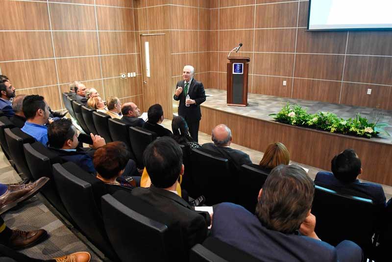 Sindicato Nacional de Infraestructura organiza ciclo de conferencias empresariales
