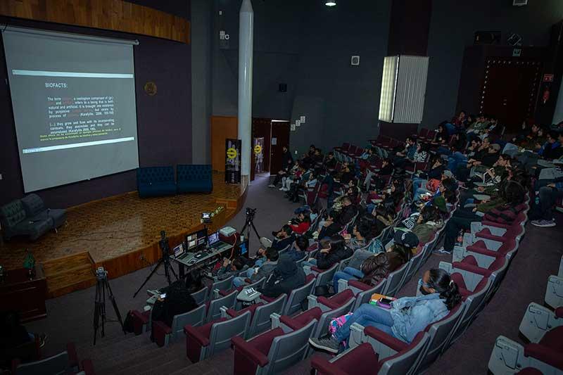 UAEM fue sede del Tercer Foro Internacional de Estudios Visuales