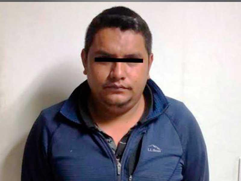 Detienen a sujeto que presuntamente en 2012 violó a una menor en Villa de Allende