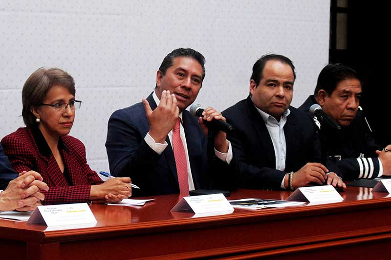 Anuncian cambios en vialidades de Toluca para mejorar movilidad