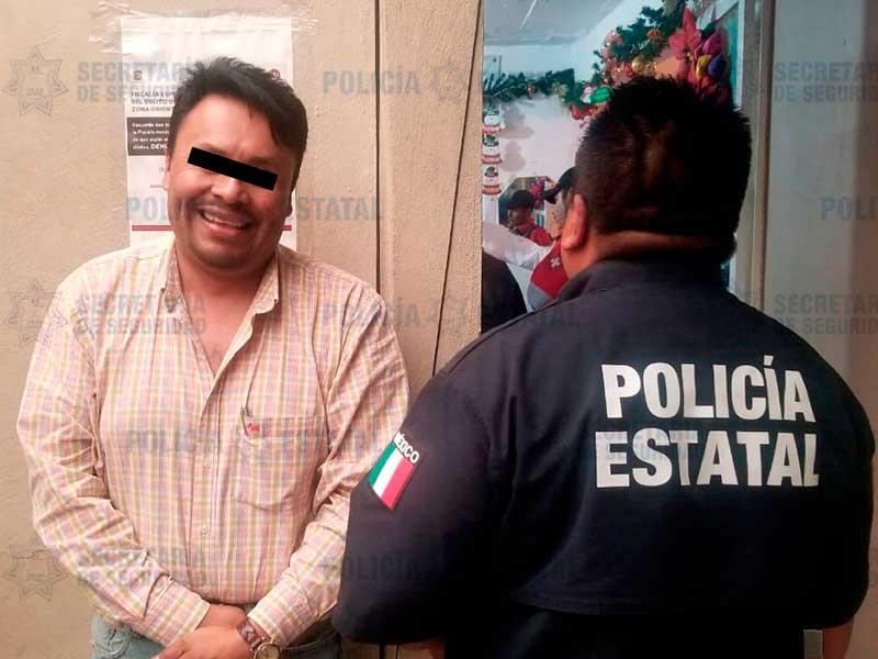 Tras persecución policías recuperan en Chicoloapan auto robado en Toluca