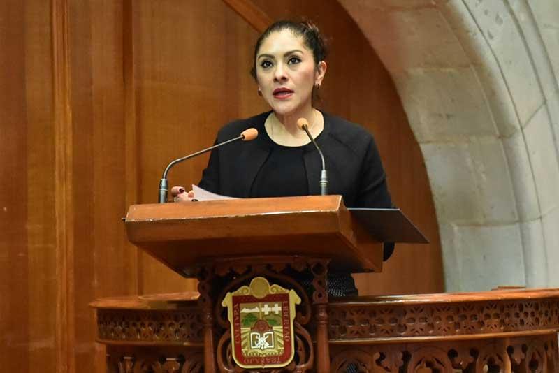 Diputada del PAN plantea legislar sobre violencia mediática contra las mujeres