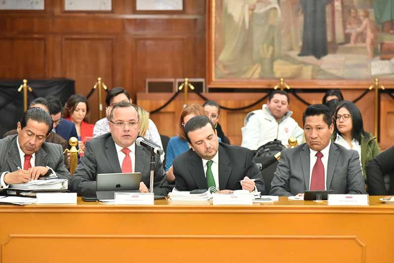Cuestionan diputados del PT, PAN y PVEM detalles de la propuesta de Paquete Fiscal 2020