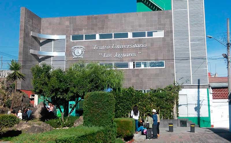 Quinta Temporada de Teatro Universitario 2021 en Toluca