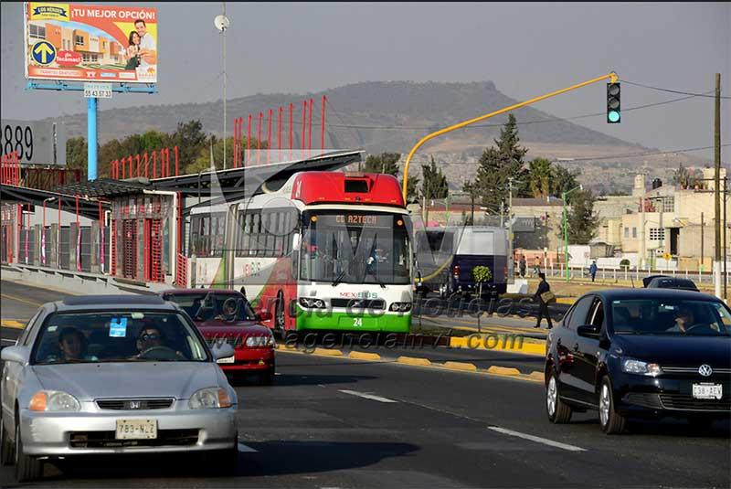 También aumentará el 1 de enero costo del Mexibús y Mexicable