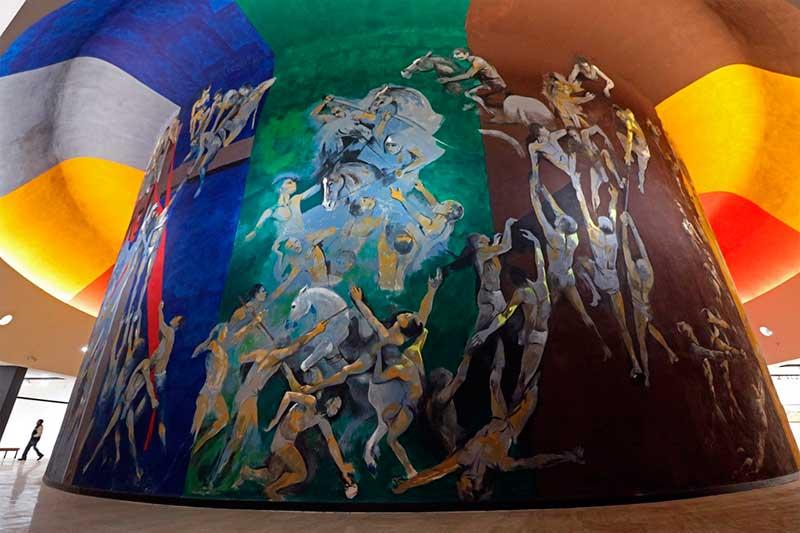 El museo de Arte Moderno luce renovado