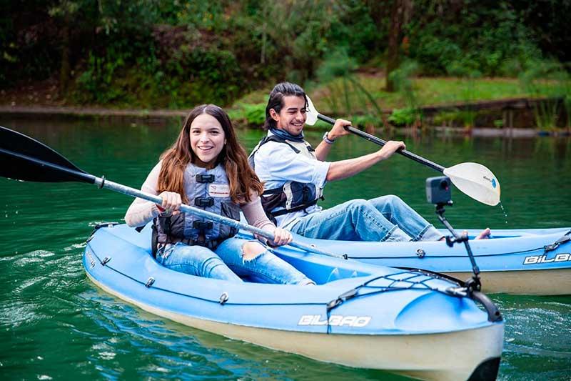 Secretaría de Turismo Edomex invita a vivir la aventura y adrenalina en estas vacaciones de invierno