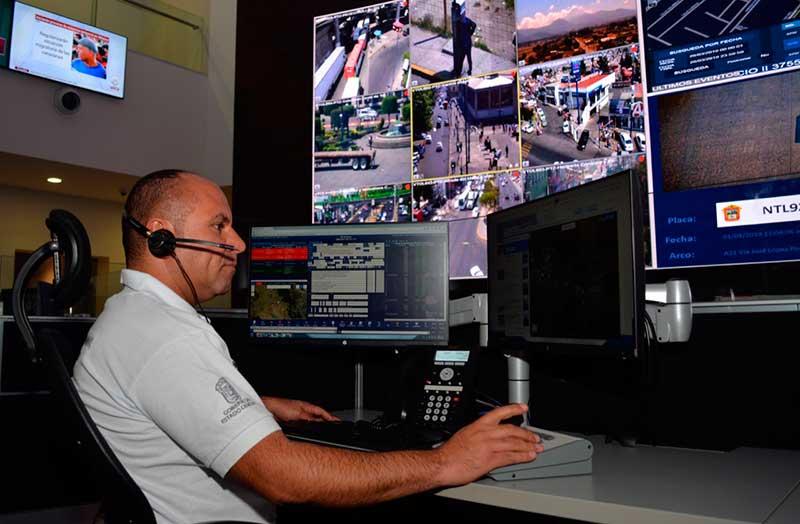El sistema de emergencias 911 recibió 7.2 millones de llamadas en 2019