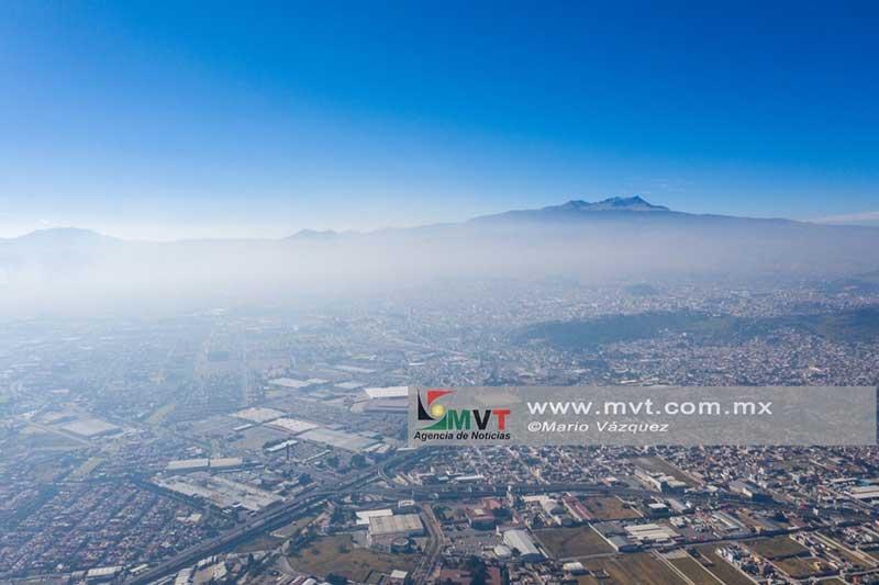 Tribunal ordena cambiar Programa de Contingencias Ambientales Atmosféricas en el Valle de Toluca