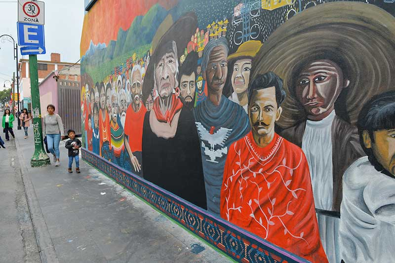 ARTmósferas impulsa jóvenes artistas y rehabilita espacios públicos de Toluca