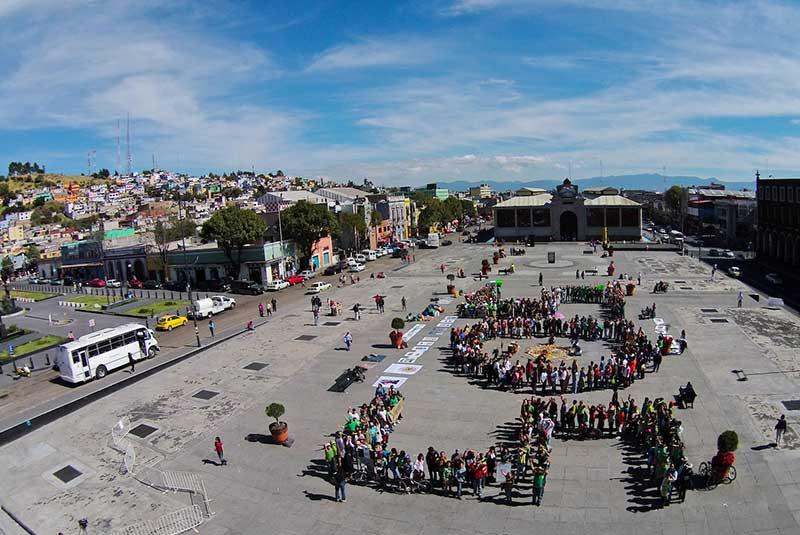 Convertirán estacionamiento subterráneo del centro de Toluca en parque urbano